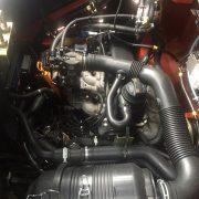 LINDE H 30 T motor